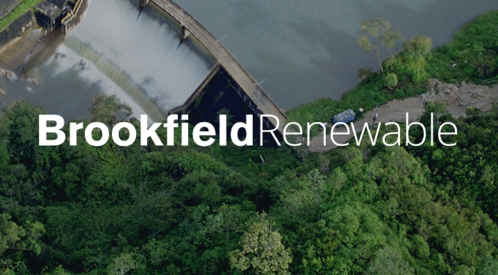 Brookfield Renewable Issues US$475 Million Project-Level Green Bond